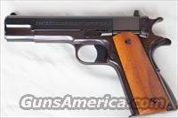 Colt ACE .22 Long Rifle Pistol