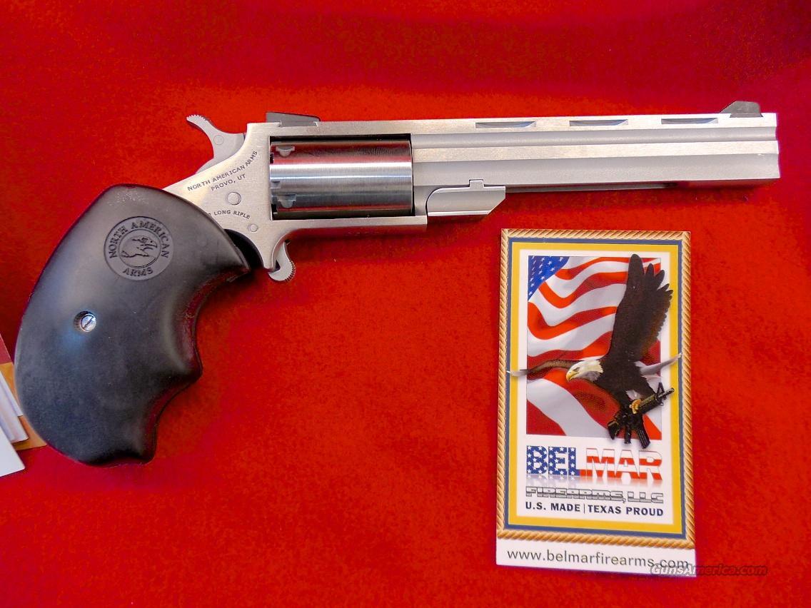 North American Arms Mini-Master 22 LR, fixed Sight