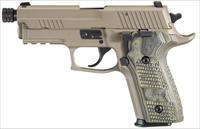SIG P229 SCORPION WITH THREADED BARREL