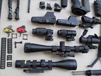 High-End AR Optics/Sights (Trijicon, Aimpoint, EO Tech, Vortex, Magpul, PWS, Timney, Geissele, Troy, POF, KNS, Harris, AR10, AR15, COLT, BUSHMASTER, DPMS, ROCK, ARMALITE, S&W, DANIEL, STAG, LMT, LWRC, SIG, RUGER, HK, NOVESKE, BARRETT)
