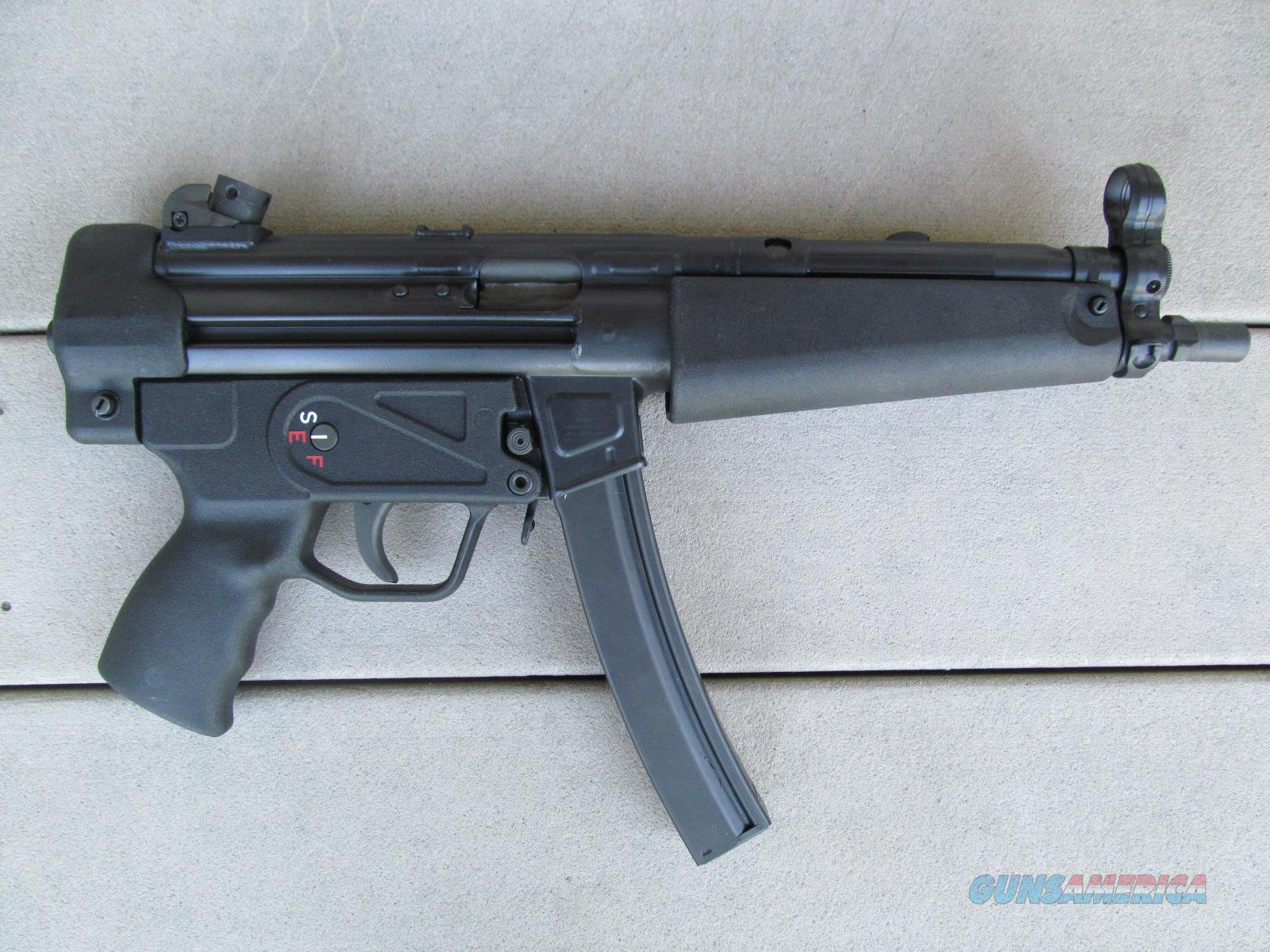 investment grade firearms mp5k
