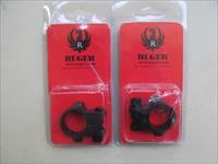 Ruger Mini 14 Factory 30mm Scope Rings (set of 2) - 1