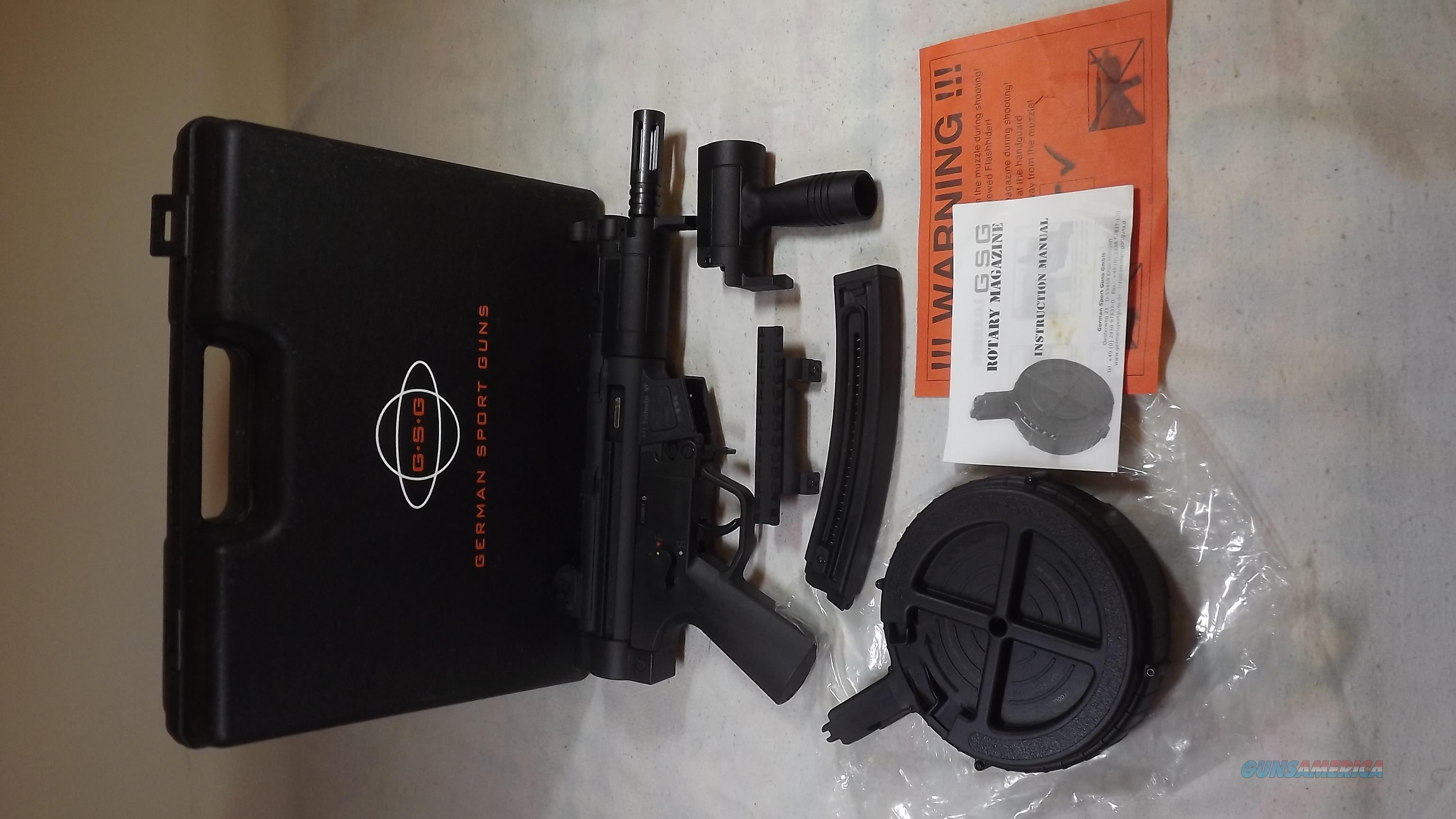 GSG 522 Pistol  22 LR