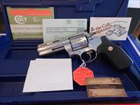 "Colt  ""Anaconda Custom Ported"" Archived Letter"