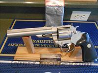 "Colt Trooper 6"" Mk III 22 Mag. E Nickel"