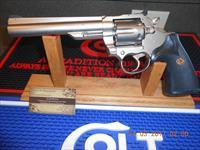 Colt Trooper 357 Mag. E Nickel Unfired