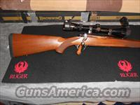 Unfired Ruger M77 Mk II Vintage Redfield .243