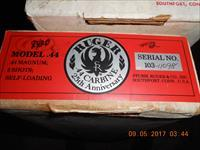 25th Ruger Anniversary 44 Carbine Unfired