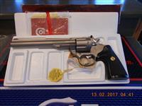 "Colt 8"" E Nickel Trooper Unfired Complete"
