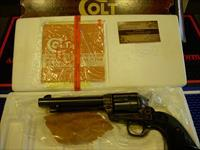 NOS Colt SAA 45LC P1850 Complete