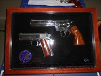 Colt Double Diamond Set Unfired Complete