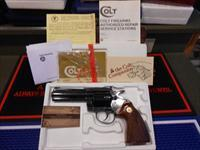 "Colt Diamondback 22LR. 4"" Unfired, Collectable"