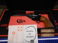 Colt Officers Model Match 38 Special Complete