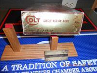 NOS Colt SAA 45 LC. Blue Complete P1840 RARE