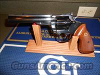 "Colt Trooper 6"" Blue 22 Mag."