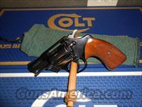 "As New Colt Cobra Airweight 2""  Blue"