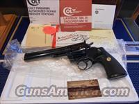 Colt Trooper 22 LR  Mark III Unfired Complete