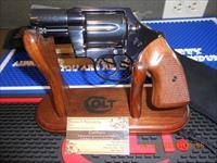 Colt Cobra Blue 1978 4th Issue As New