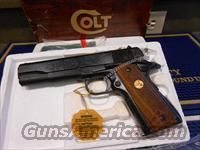 Unfired Colt Gov't MkIV  70 Seies Box/Papers