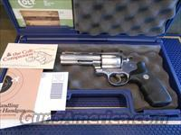 "Colt Anaconda 4"" DT 45 cal. Custom Shop/Scarce"