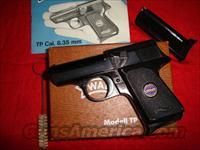 WALTHER GERMAN TP Semi-Auto 6.35 mm cal.