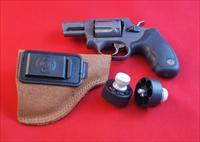 Taurus 617 Titanium Revolver with Holster & Two Speedloaders (357 magnum 7 shot)