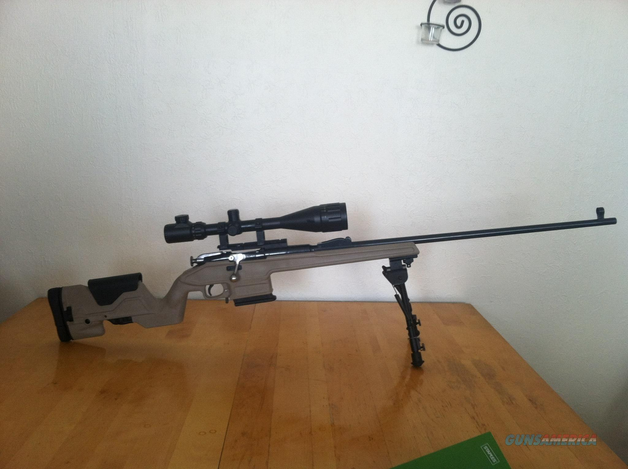 7.62 x 54r Mosin Nagant Custom Sniper Rifle for sale