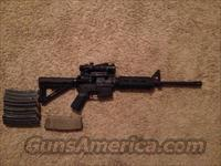 Sig Sauer M400 Enhanced Complete with Trijicon ACOG 4x32 RCO-M150CP