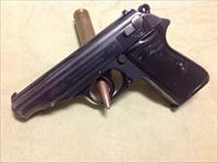 Walther Model PP WWII