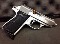 Walther PPK/S 380acp NIB stainless