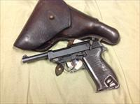 P.38 SVW45 Mauser 9mm French Military