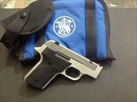 Smith & Wesson model 2213 22 LR pistol with holster & case
