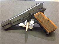 Browning Hi Power 9mm made in Belgium