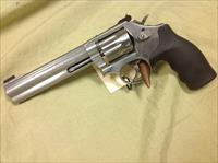 Smith & Wesson model 617-6 22LR 10 shot revolver