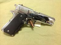 Colt Combat Commander Series 70 45acp Chrome Plated