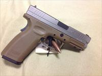 Springfield XD 45acp Flat Dark Earth Stainless
