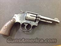 Smith & Wesson 32-20 hand ejector model of 1905 4th change