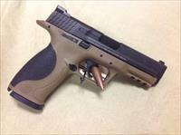 Smith & Wesson M&P 9mm flat dark earth NIB