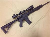 AR15 264LBC Black Hole Weaponry custom