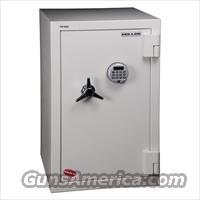 Hollon FB-845E 2 Hr. Fire & Burglary Safe w/S&G E-Lock - 3.63 cu. ft.