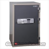 Hollon HS-1000E 2 Hr. Fireproof Office Safe - 4.4 cu. ft.