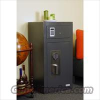 "Protex HDR-83 Safe - ""His and Hers"" Burglary and Fire Safe"
