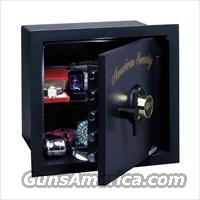 American Security WS1214 Safe - Steel In-Wall Safe - Dial Lock
