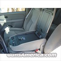 Console Vault 1006 Chevrolet Silverado / Avalanche - Fold Down Arm Rest Console 2003-2012 w/Keyless Lock