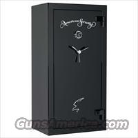 American Security SF6030 28 Gun 1 Hour Fire Resistant Safe - Electronic Lock