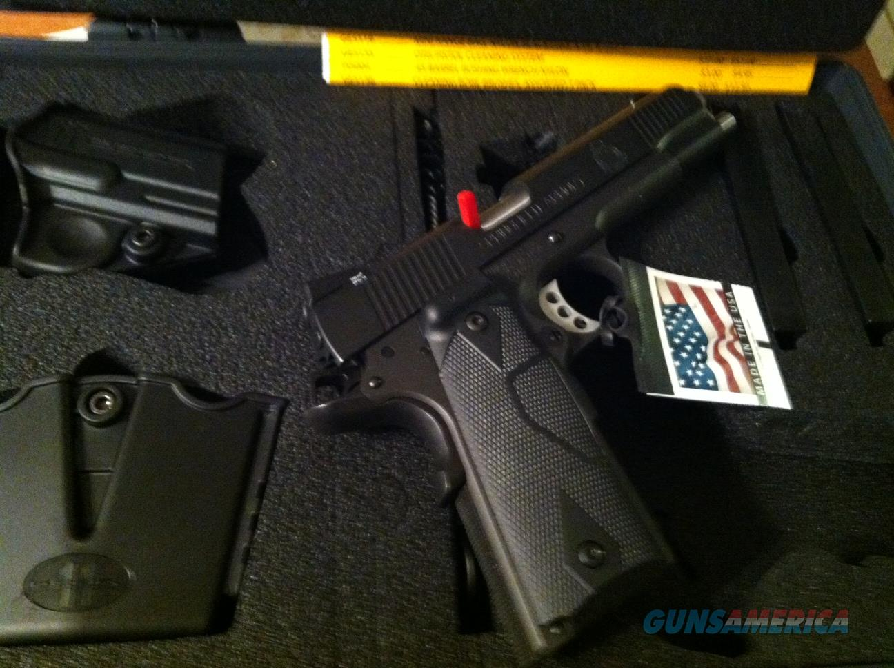 Springfield 1911 with Crimson Trace Laser Grips & Gear  System--NIB--Lifetime REPLACEMENT Warranty!-- NO Credit Card Fees!