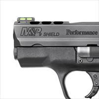 "S&W M&P Shield 3.1"" Ported Barrel 9MM--NIB--Lifetime REPLACEMENT Warranty!-- NO Credit Card Fees!"
