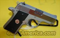Colt Mustang Pocketlite! NIB! No Extra Charge for Credit!