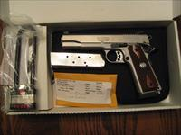 "RUGER SR 1911 5""  LIKE NEW"