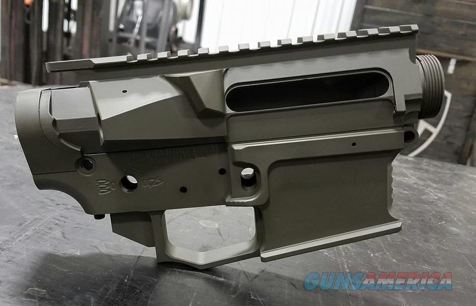 G2 AR15 MATCHED BILLET RECEIVER SET - FACTORY DIRECT